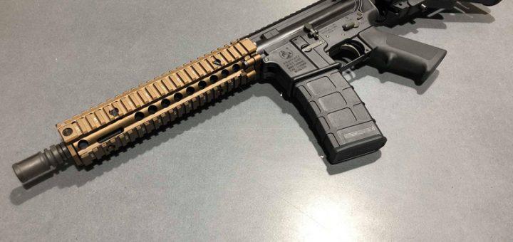 GHK M4 GBBR V2 2019