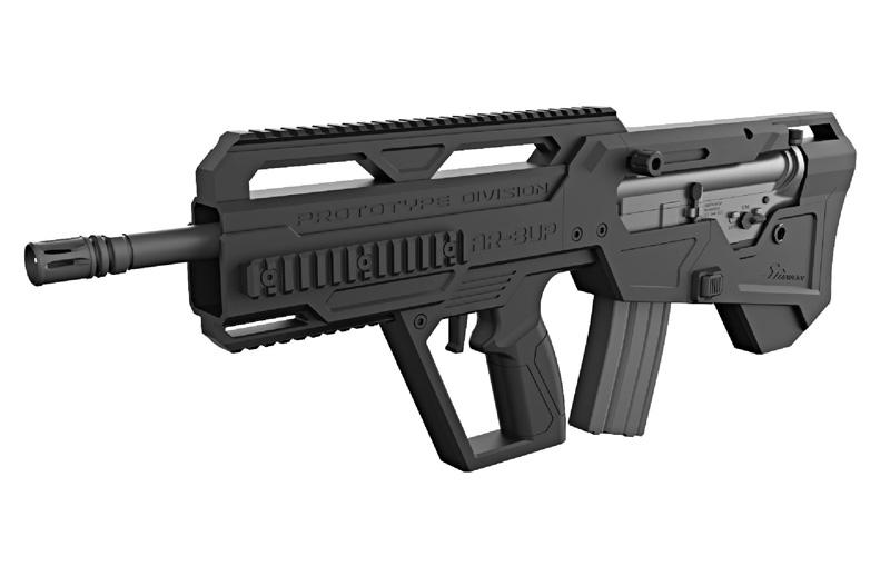 SR AR BULLPUP Kit-AEG